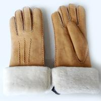 China wholesale winter long leather gloves on sale