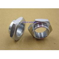 China Custom Made Fasteners Hex Shoulder Steel Nuts by CNC Turning on sale