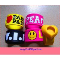 cheap fashion lovely slap silicone wristbands for kids Manufactures