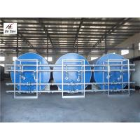 China Heavy Duty Asphalt Container , Large Volume Highway Construction Machinery on sale
