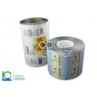 High Barrier Plastic Food Packaging Films Laminated For Automatic Packaging Manufactures