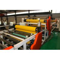 China Plasterboard PVC Film Aluminum Foil Extrusion Lamination Machine With Oil Resistance on sale