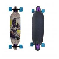 41*8.75 Inch  9plys Canadian Maple Longboard   Or  Chinese  Maple Deck Manufactures