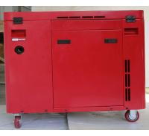China Senci SCD7500Q Portable Diesel Generator / 4.5Kw 220v Diesel Generator Single Phase on sale