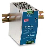 75W 48VDC 1.6A Enclosed Power Supply Class II 70mm Width AC/DC EDR-75-48 Manufactures