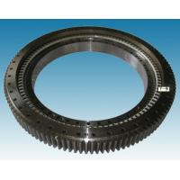 Single row Slewing Ring Bearings Four Point Contact Ball slewing bearing For Excavators Manufactures