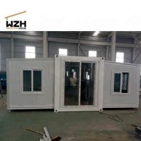 Flat Pack Foldable and Expandable Container House for Granny Manufactures