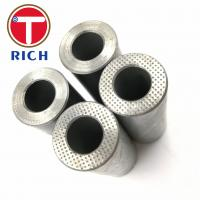 Bronze Heavy Wall Steel Tubing For Finely Processed CNC Machining Bearing Bushing Manufactures