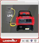 E starter large mobile industrial generators sets three phase inverter Manufactures