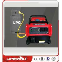 Super silent single phase mobile generators dual flow cooling system E starter and recoil starter Manufactures
