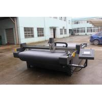 Glass Fiber Carbon Fiber Cutting Machine With Linear Guide Driving System Manufactures