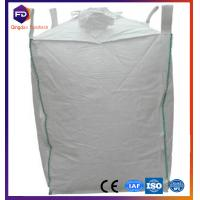 Industrial Flexible Intermediate Bulk Containers Pp Super Sacks With Baffle Manufactures