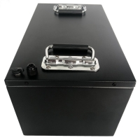 Portable 1200Wh 12V 100Ah Lithium Ion Battery Pack Manufactures