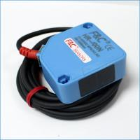 Through-beam Reflective Photoelectric Sensors Switch 5M Sensing Photo Sensor Manufactures