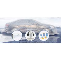 China Clear Plastic Sheeting 10 Micron 20 x 250ft – Transparent Protective Masking Film – Automotive Painting & More, bagease on sale
