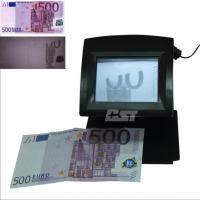 3.5 Inch LCD Hotels / Individuals Infrared Money Detector For GBP , CAD Manufactures