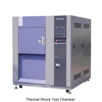 China Electronic High Accuracy Thermal Shock Test Chamber For Composite Material on sale