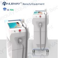 best 800~810nm white colors 8 inch screen diode laser hair removal machine Manufactures