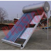 6 Bar Heat Pipe Solar Water Heater Pressurized SUS304 Stainless Steel Manufactures
