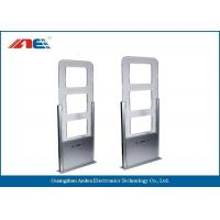 HF Library RFID Reader Library Security Gates Width 90CM With Infrared Function Manufactures
