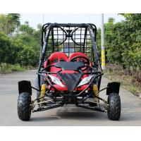 China Single Cylinder Horizontal Type Adult Go Kart Air Cooler With Aluminum Alloy Rims on sale