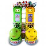 200W Arcade Games Machines  ,   Amusement Park Driving Car Play Seat Simulator Racing Game Manufactures