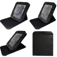 OEM Black Classic PU leather Noble Nook 2 Protective Cover Case Manufactures
