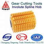 Involute and Spline Hob Cutters Manufactures