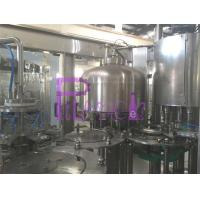 Quality Small Scale Automatic Drinking Water Filling Machine For PET Bottles for sale