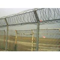 SS Protecting Mesh Fence Security Wire Anti Climb For Gardens / Apartments Manufactures