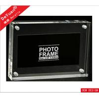 Elegent 5 X 7 Acrylic Multi Photo Frames Acrylic Picture Frames Used In Hotel / Park Manufactures