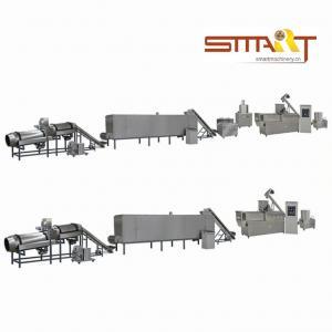 China NSK Bearing WEG Motor SR-85 Snack Food Extruder Machine on sale