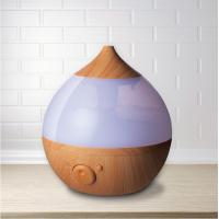 LED Ultrasonic Essential Oil Aromatherapy Aroma Diffuser Air Humidifier For Christmas Gift Manufactures