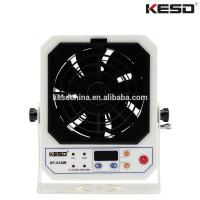 China Electro - Static Discharge Cleanroom Consumables Automatic Cleaning Air Ionizer Fan on sale