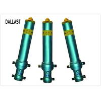 OEM Multi Stage Single Acting Hydraulic Cylinders 4 5 Large Bore Long Stroke for Trailer Manufactures