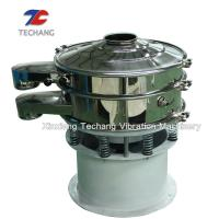 China Large Output Rotary Circular Vibration Screen Sieve With High Efficiency for sale