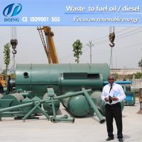 Mature technology waste plastic recycling machinery without pollution Manufactures