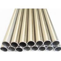 Nickel Alloy 718 / Inconel 718 Seamless Alloy Pipe 20ft Length Round Shape Manufactures