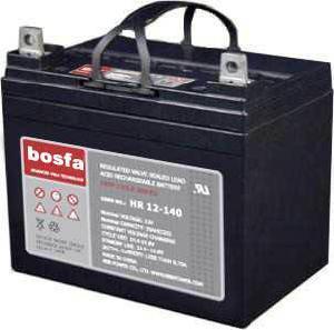 HR12-140W 12V35ah High Rate Battery 12V 35ah Manufactures