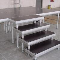 Alloy Assembly Portable Stage for Sound System and Dj Equipments Manufactures