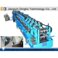 Quality Building Frame C Z Purlin Roll Forming Machine Steel Profile C Z Channel Making Machine for sale