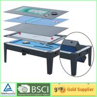 Muti color entertainment Foosball Table in Pool / Air Hockey / Roulette Table Manufactures