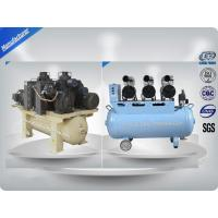 Quality Small Low Noise Oilless Air Compressor / Air Cooling Portable Air Compressor for sale