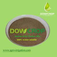 AMINO ACID CHELATED TRACE ELEMENTS DOWCROP HIGH QUALITY HOT SALE 100% WATER SOLUBLE FERTILIZER ORGANIC FERTILIZER Manufactures