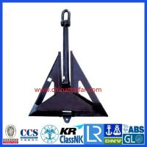 Marine Anchor Flipper Delta type, High Holding Power Manufactures
