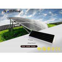China 20W Solar Panel Street Lights System , solar powered street lights on sale