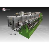 Engineering Plastic Extrusion Machine PP/PE/PS/PET/PC With Talc CaCO3 Manufactures