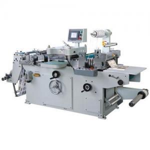 China High Speed Label Printing Machines Label Die Cutting Machine 0-320mm Width on sale