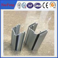 China manufacturers of workstation aluminium profiles louvered partition Manufactures