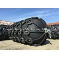 China Fishing Boat Docking Pneumatic Rubber Fender Natural Rubber For Ship To Dock on sale